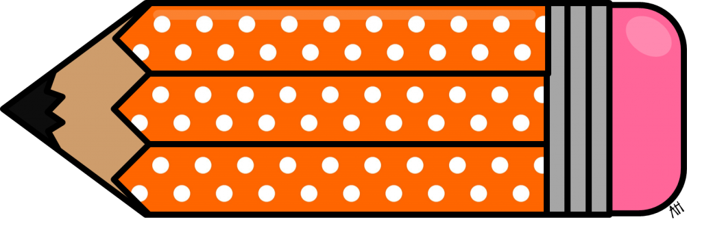 Polka Dot Pencil (9)
