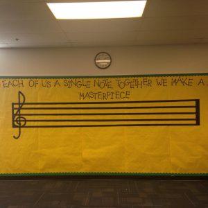 Music Bulletin Board
