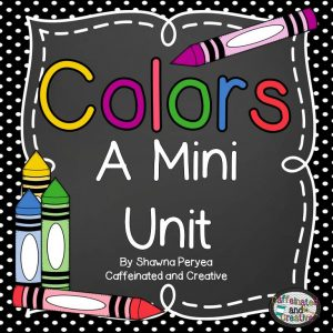 Colors Mini Unit