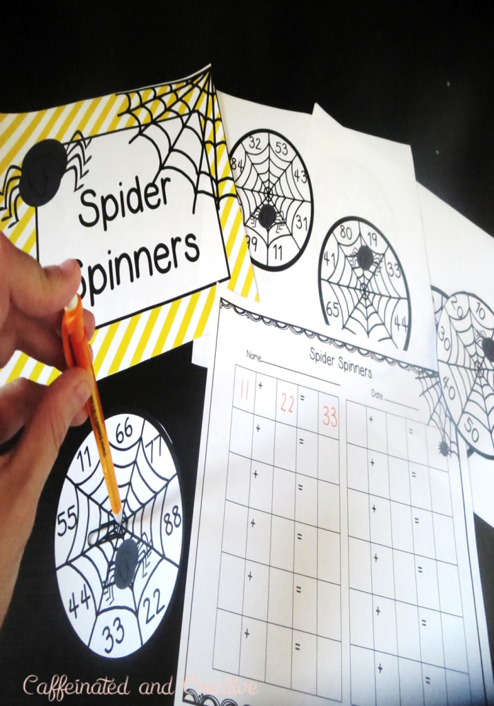 Spider Spinners Cenetr Game