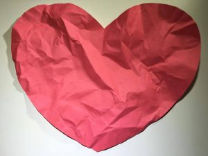 A Wrinkled Heart