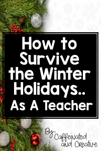 The winter holidays are the busiest and most chaotic time! Read on for a post chock full of ideas, tips, books, and much more for the season!