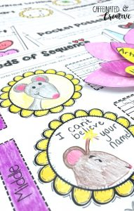 Chrysanthemum Chrysanthemum Name Activities and Lesson comes with a variety of educational and fun activities to correlate with the book. This is a perfect mini unit for the first week of school, or anytime of the year to teach kindness! This unit is geared towards second graders, but can also be used for talented first graders or third graders who may be struggling a bit.