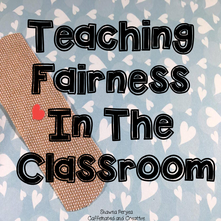 Teaching Fairness In The Classroom