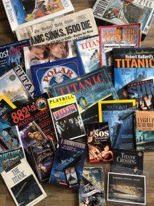 Titanic collection.