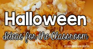 Halloween ideas for the classroom,.