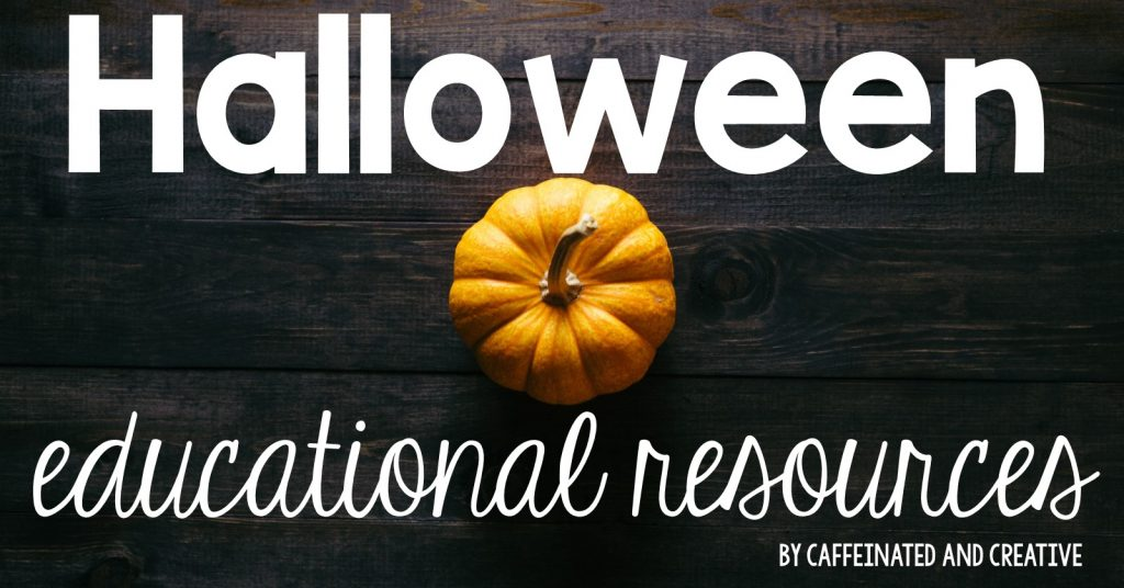 Halloween resources perfect for second grade teachers.