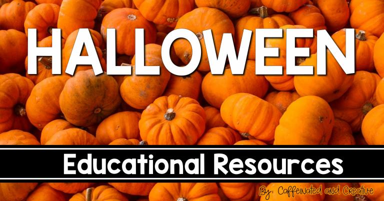 Halloween Educational Resources