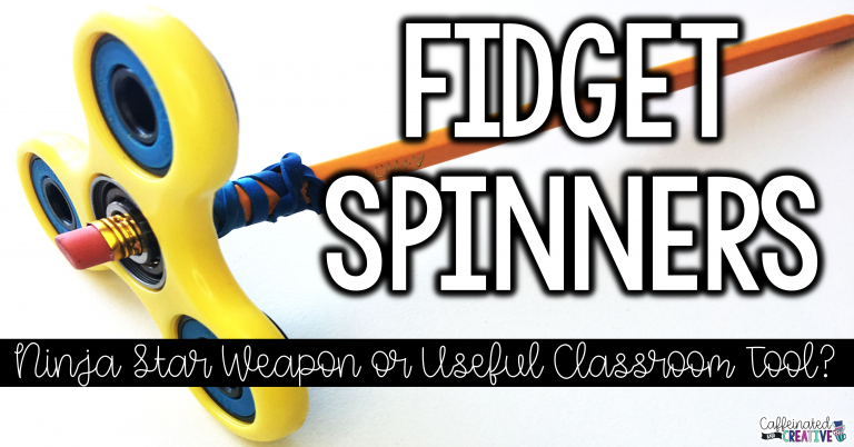 Fidget Spinners: Ninja Star Weapon Or Useful Tool?
