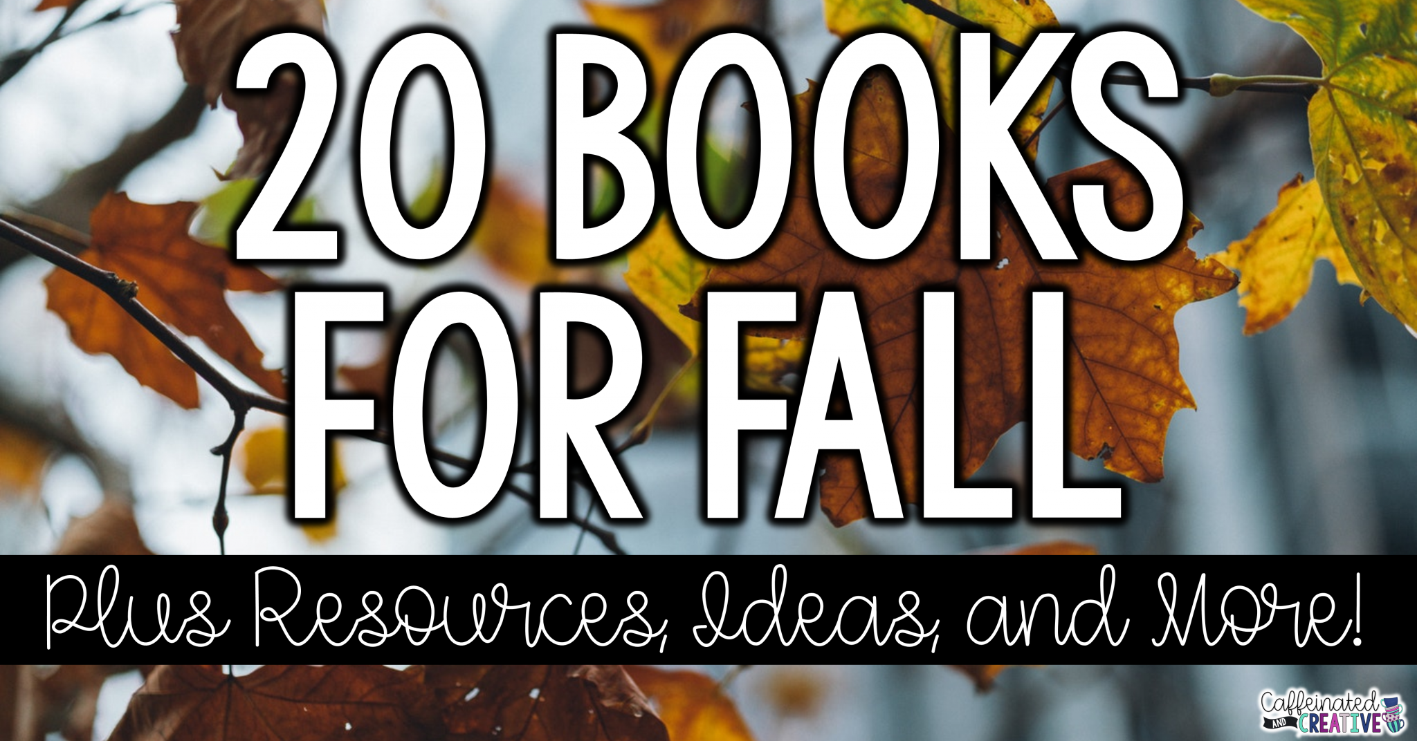 20 books fall