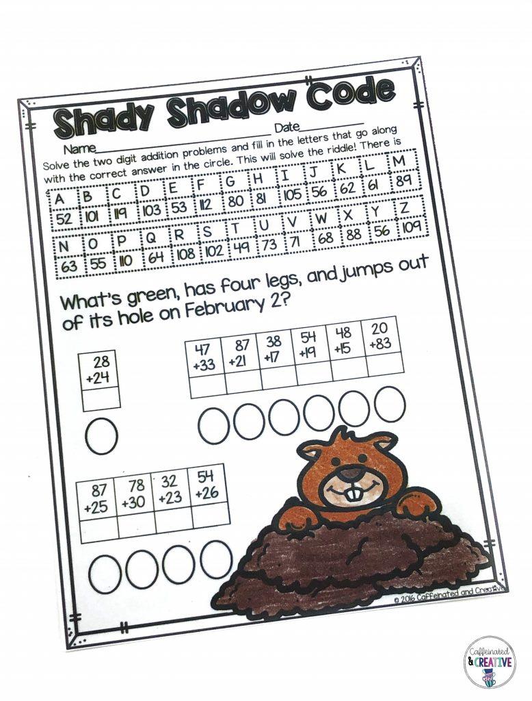Groundhog's Day Math
