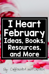 Get tons of ideas, tips, book recommendations, resources and more for the entire month of February!