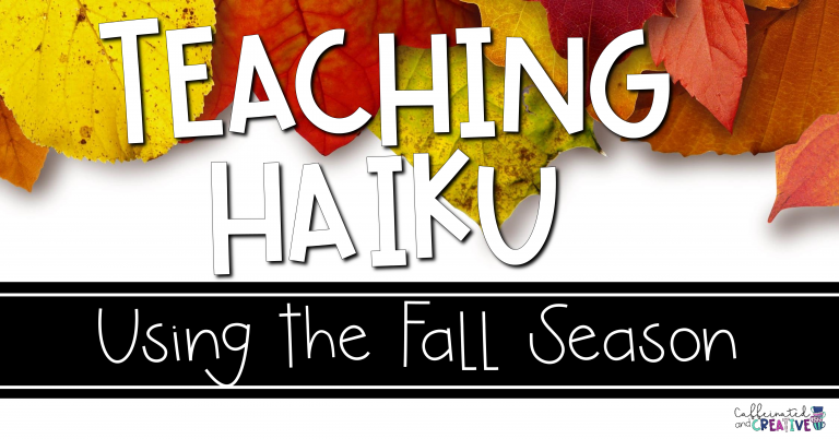 Teaching Haiku Using the Fall Season