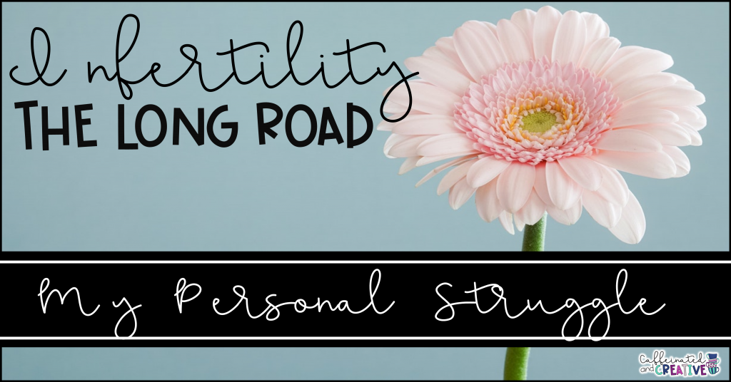 Infertility The Long Road