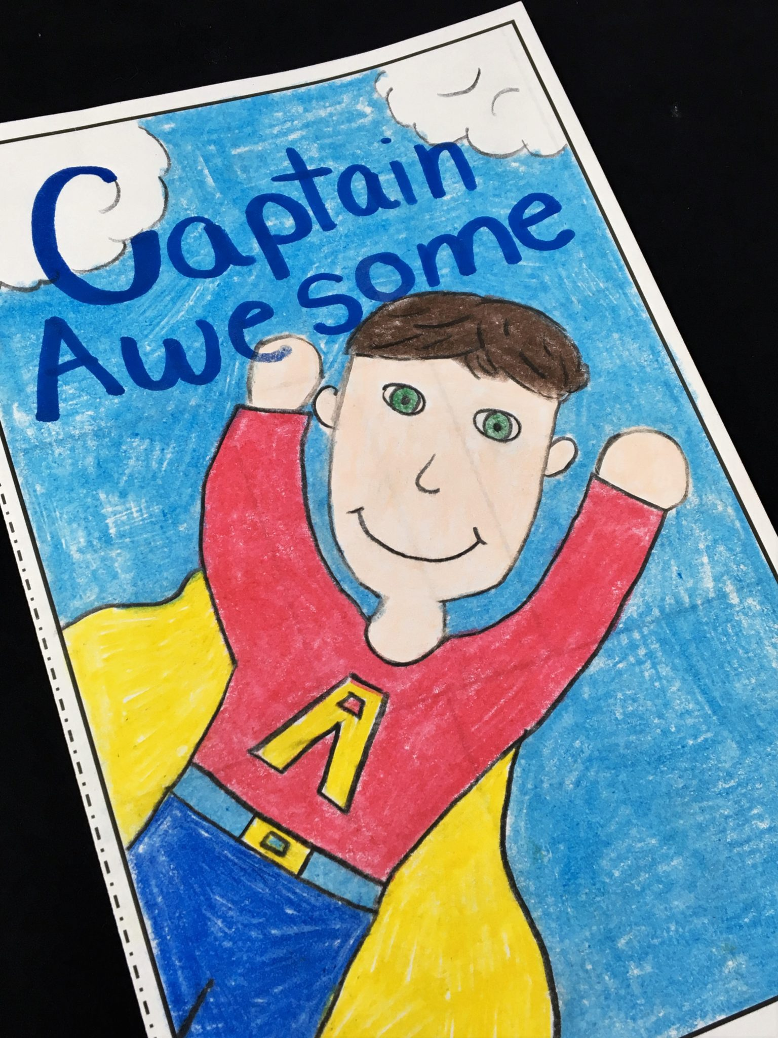 Teach students the writing process with a fun and interactive lesson involving making comics!