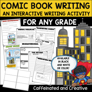 Comic Book Writing