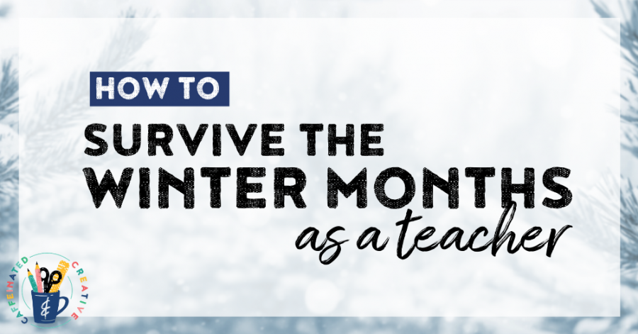 Tips, ideas, resources, and more for teaching during the winter season!