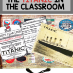 Are you wanting to teach your students all about the Titanic!? Read on for tons of ideas, tips, and a cross curricula digital and printable unit all about the Titanic! With tons of math, language arts, and writing activities, your students will be Titanic aficionados!
