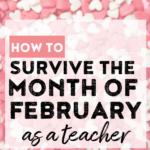Read on for tips, math and ELA activity ideas, books, and much more for the entire month of February! Cover Groundhog's Day, Superbowl, Chinese New Year, Valentine's Day, and Presidents Day!