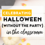 Read on for TONS of ideas on how toe celebrate Halloween in a fun AND educational way! Perfect for second graders!