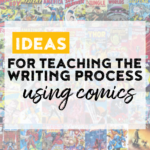 Get ideas on how using comics and graphic novels in the classroom can encourage creative writers! Students will learn the writing process in a fun way and eventually create their own comic!